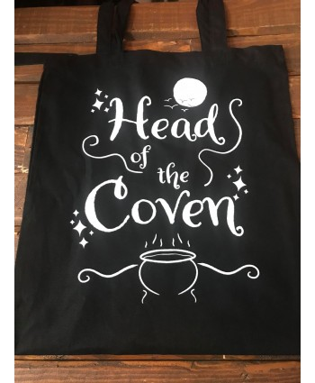 Head of Coven Tote Bag