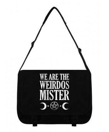 We are the Weirdos Messenger Bag
