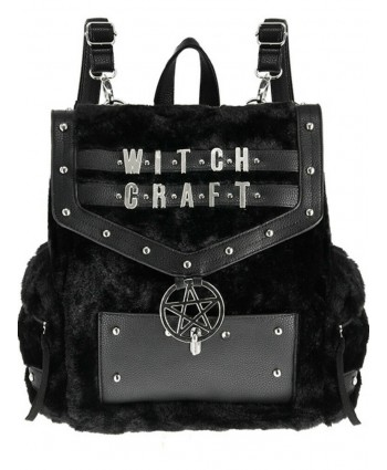 Fur Witchcraft Backpack