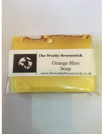 Orange Slice Soap