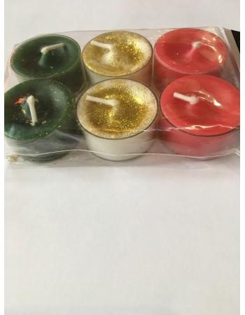 Yule Tealight pack