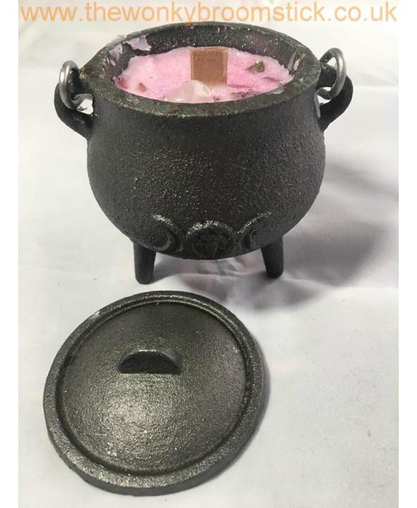 Love Cauldron Candle