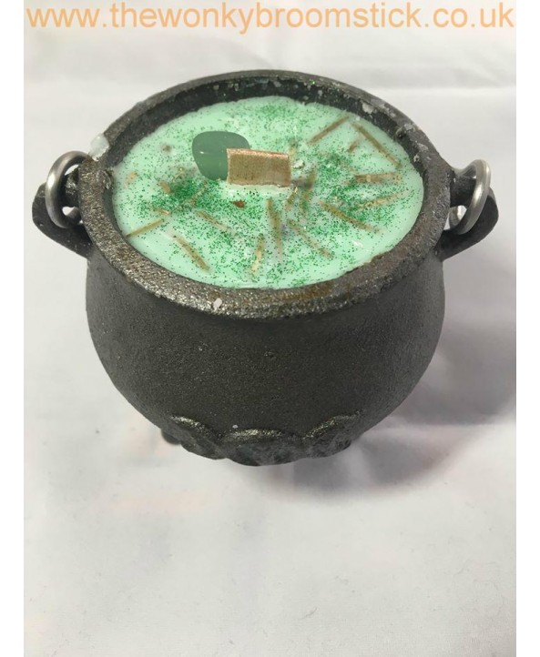 Luck Cauldron Candle