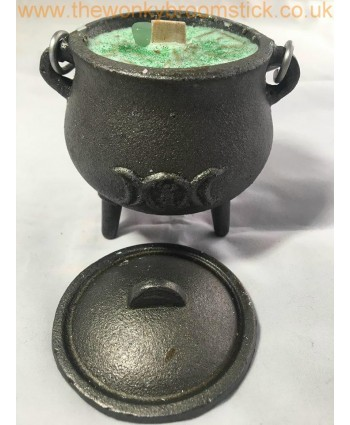 Luck Cauldron Candle