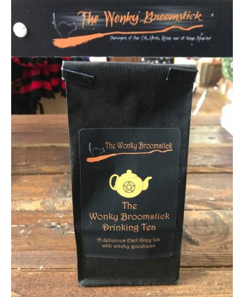 Wonky Broomstick Loose Tea