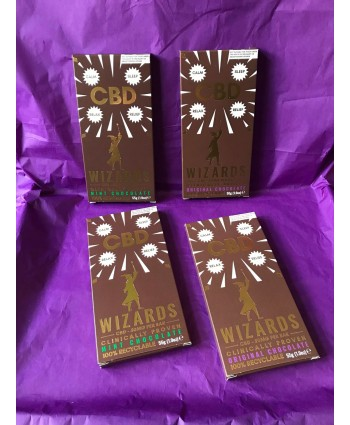 CBD Chocolate Gift Box