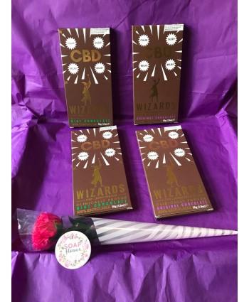 Valentines CBD Chocolate Gift Box