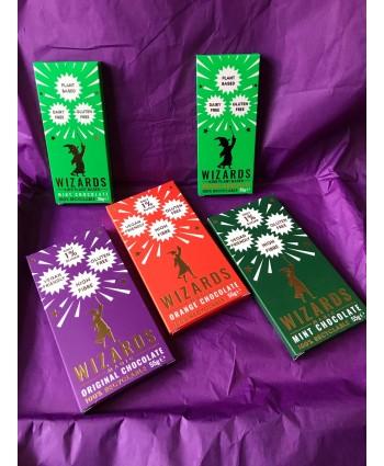 Vegan Wizard Kids Chocolate Gift Box