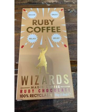 Wizards Magic Beans Chocolate Bar - Ruby Coffee