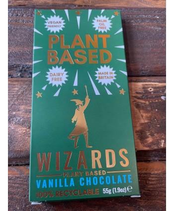 Wizards Magic Chocolate Bar - Vanilla