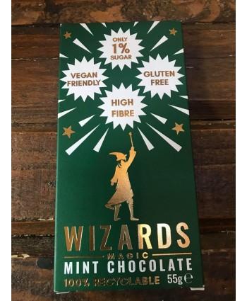 Wizards Magic Chocolate Bar- Mint