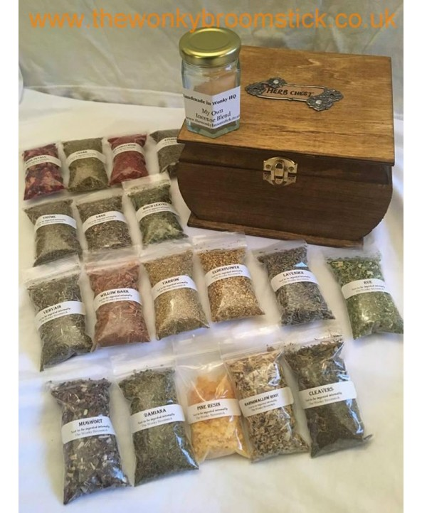 Herb Chest