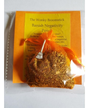 Banish Negativity Pouch