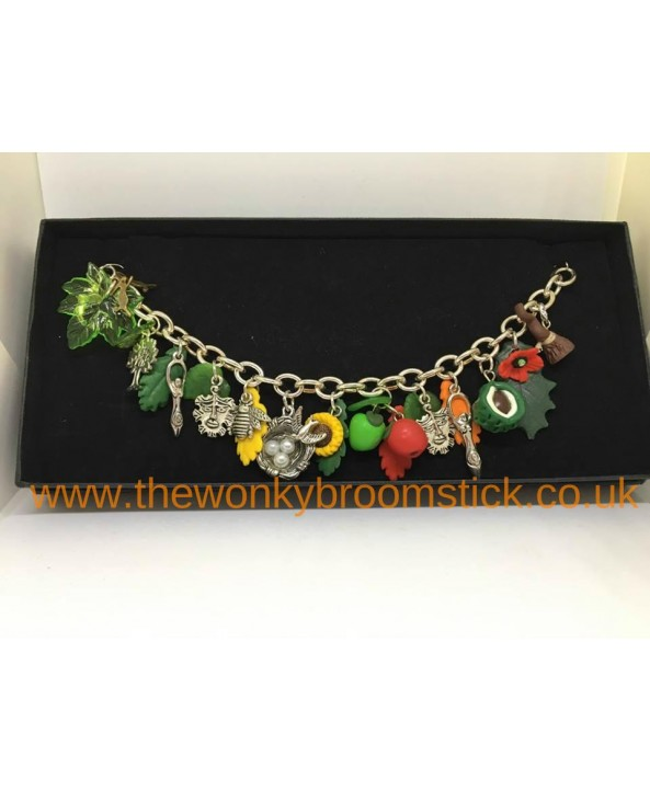Goddess & Greenman Bracelet