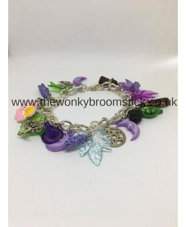 Lavender Witch Bracelet