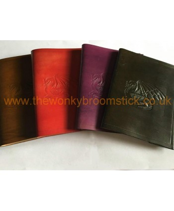 Dragon Leather Cover
