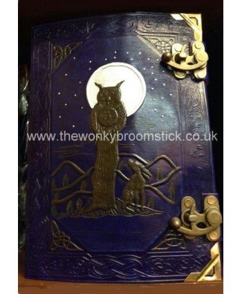 Owl & Hare Book of Shadows